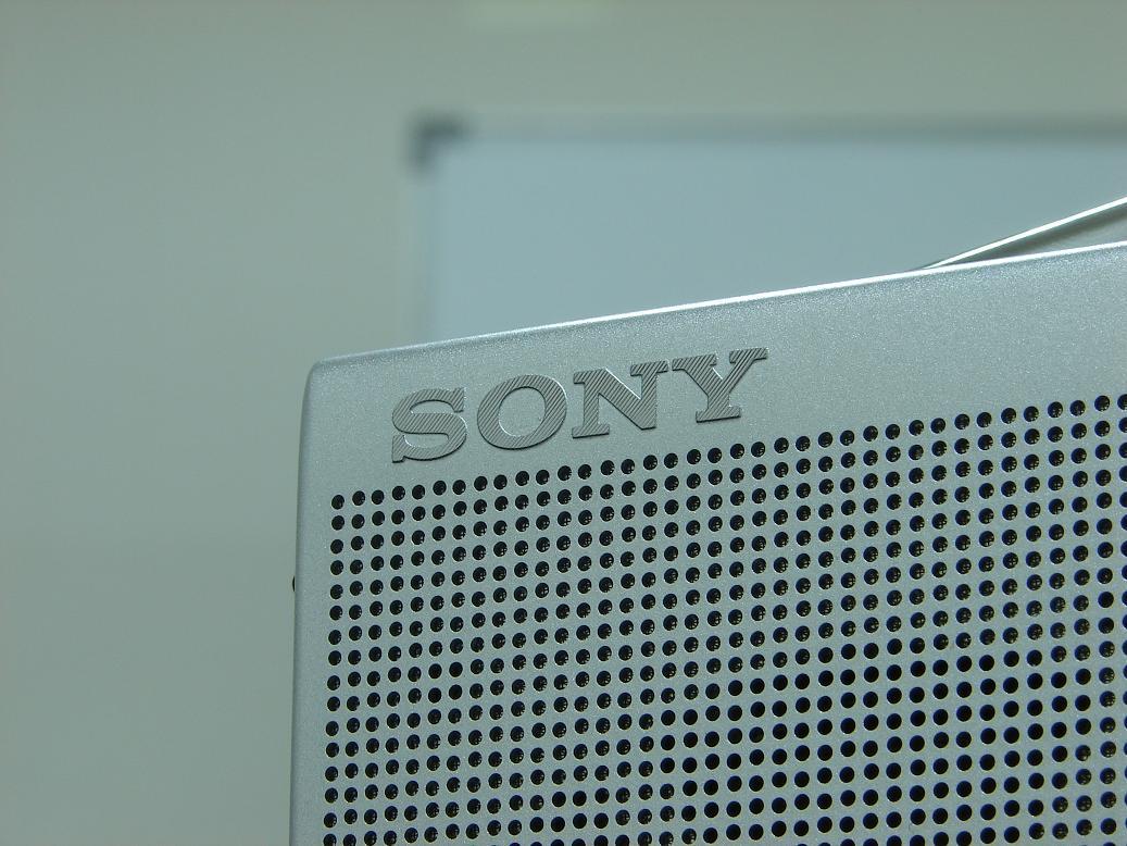 索尼 SONY 7600GR收音机高清图片