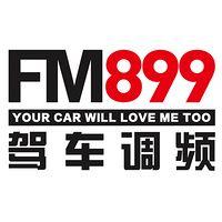 上海驾车调频FM89.9 LOGO