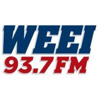 WEEI 93.7 FM LOGO